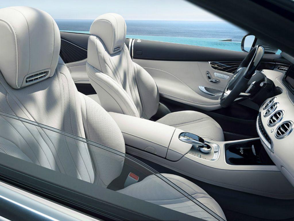 Galería de fotos del Mercedes Benz CLASE S CABRIO (6)