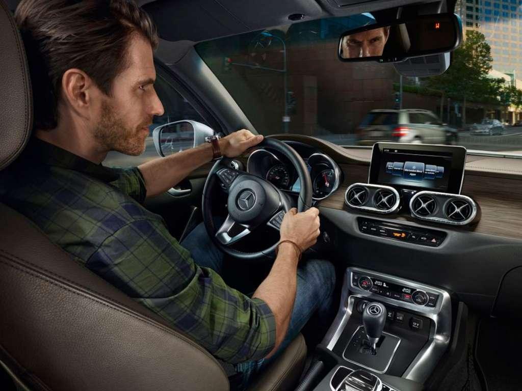 Galería de fotos del Mercedes Benz Clase X (5)