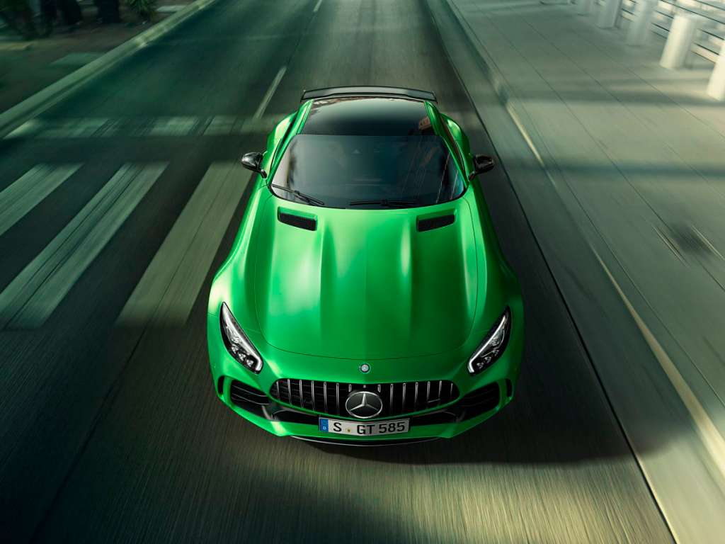 Mercedes-Benz AMG GT R COUPE