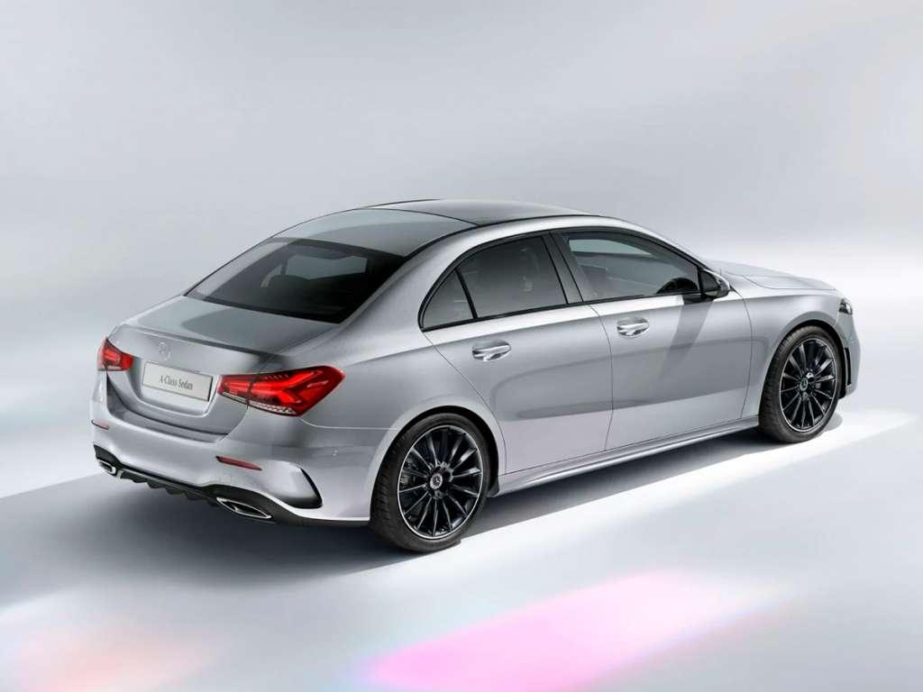 Mercedes-Benz CLASSE A LIMOUSINE
