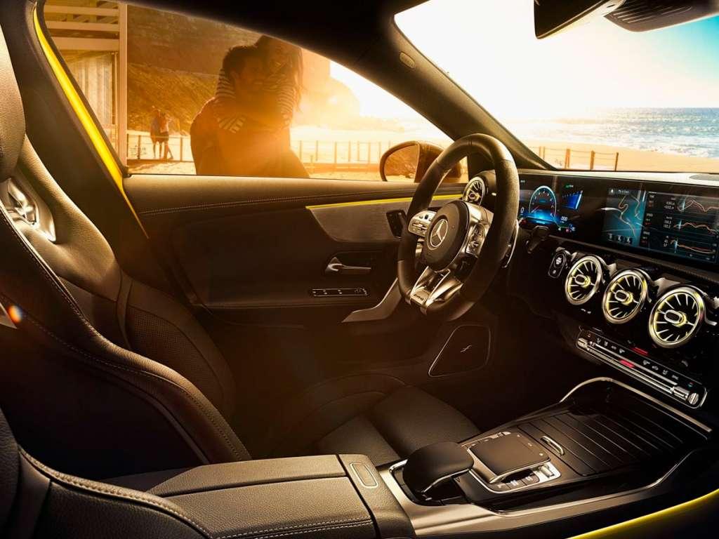 Mercedes-Benz AMG A 35 4MATIC