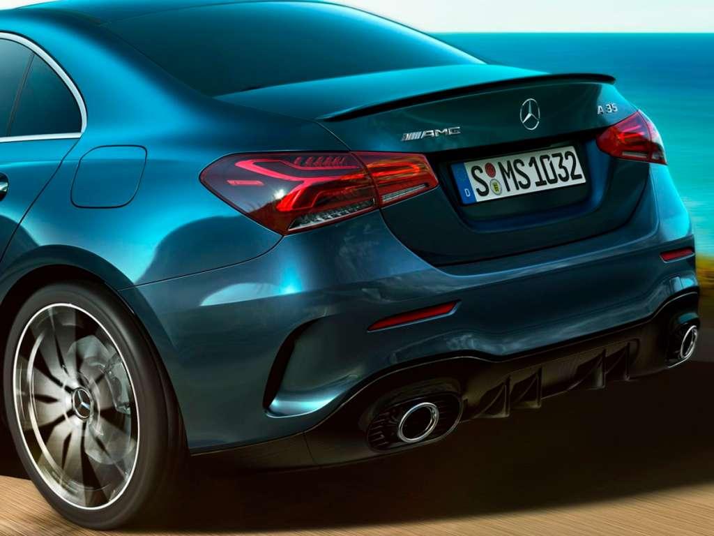 Mercedes-Benz AMG CLASSE A LIMOUSINE