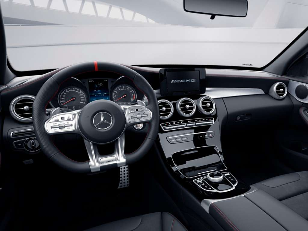 Mercedes-Benz AMG CLASSE C STATION