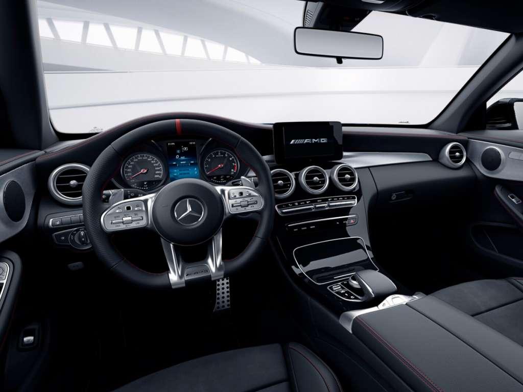 Mercedes-Benz AMG CLASSE C CABRIO