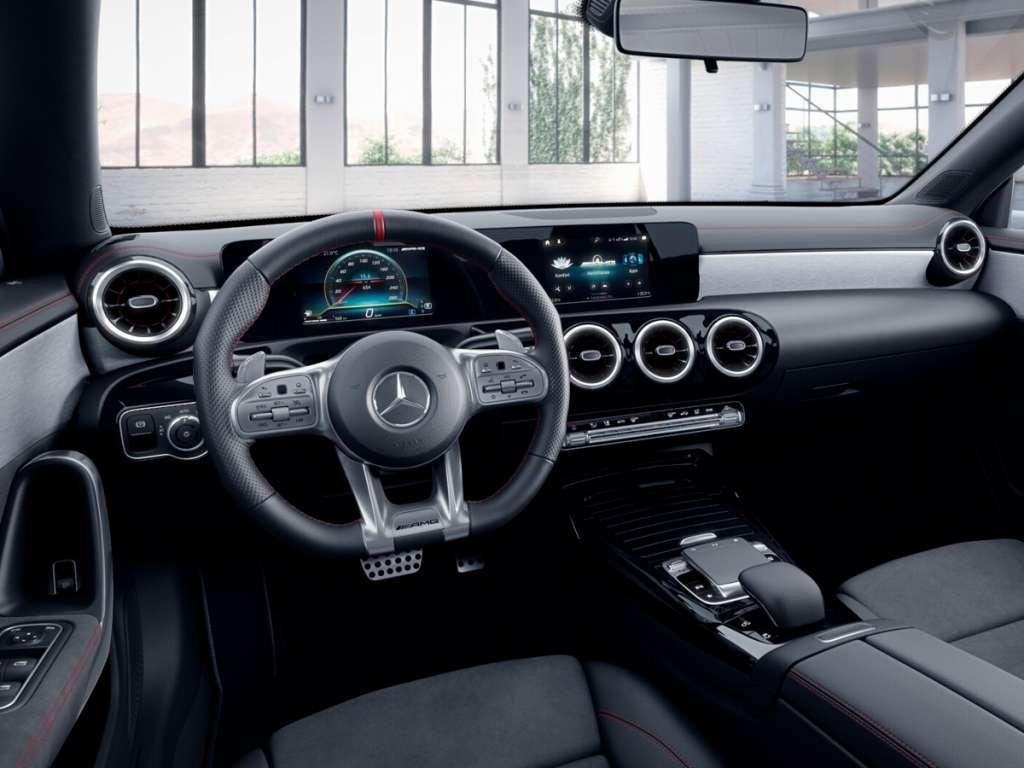 Mercedes-Benz AMG CLA COUPÉ