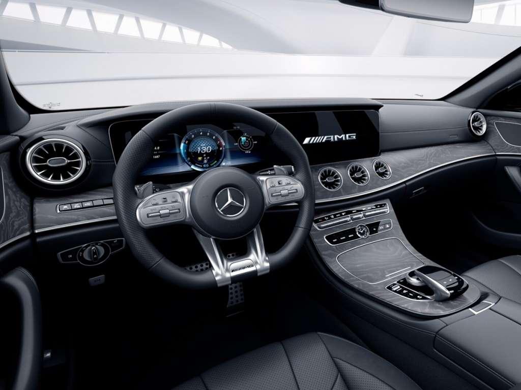 Mercedes-Benz AMG CLS COUPÉ