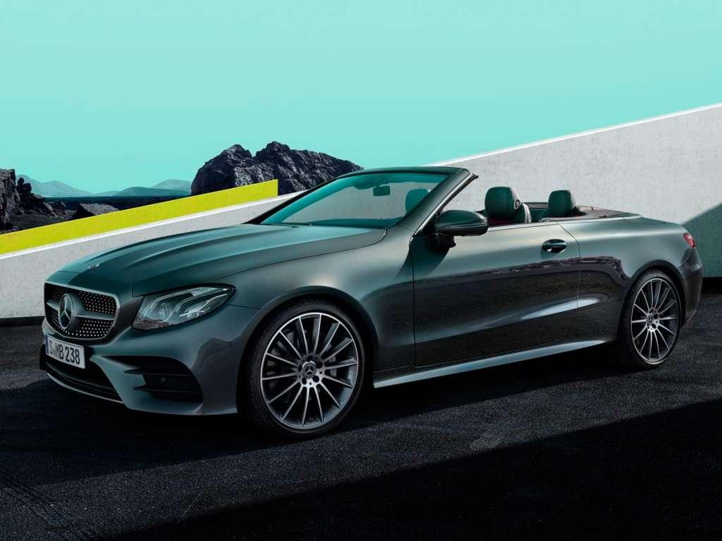 Mercedes-Benz CLASSE E CABRIO