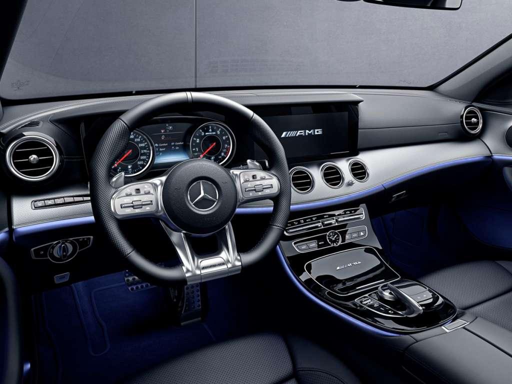 Mercedes-Benz AMG E 63 4MATIC+