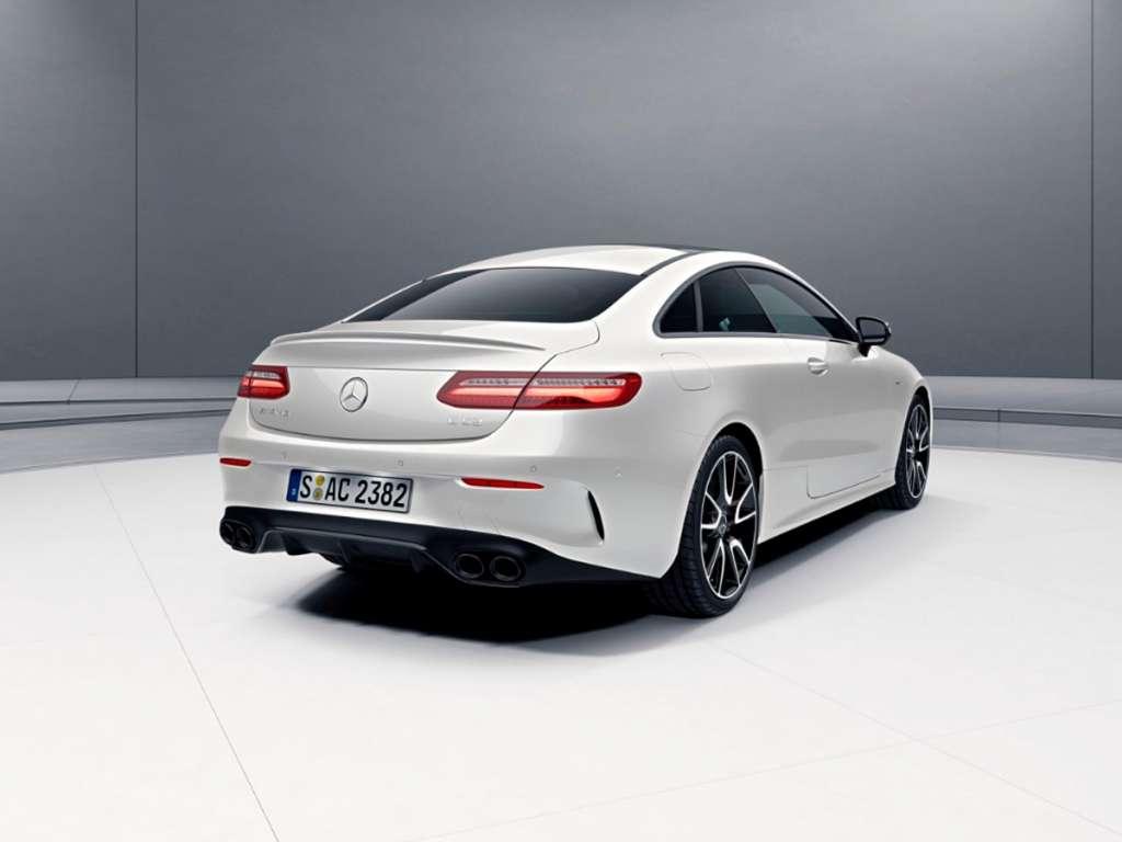 Mercedes-Benz AMG E53 COUPÉ 4MATIC