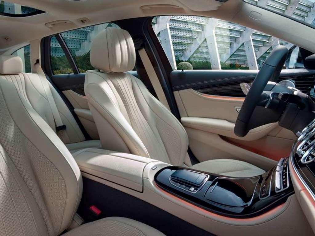 Mercedes-Benz NOVO CLASSE E STATION