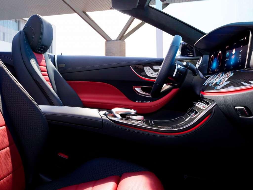 Mercedes-Benz NOVO CLASSE E CABRIO