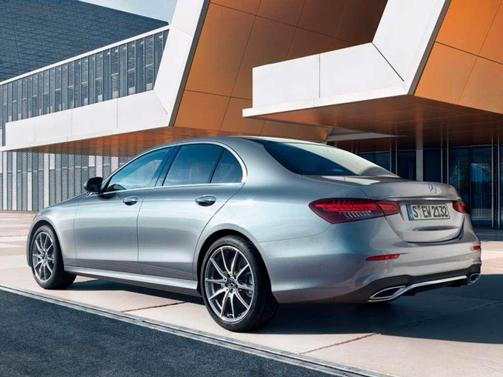 Mercedes-Benz NOVO CLASSE E LIMOUSINE