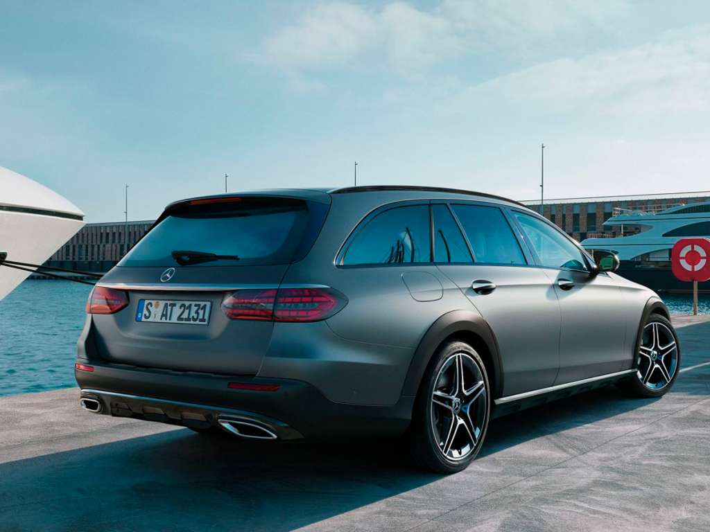 Mercedes-Benz NOVO CLASSE E ALL-TERRAIN