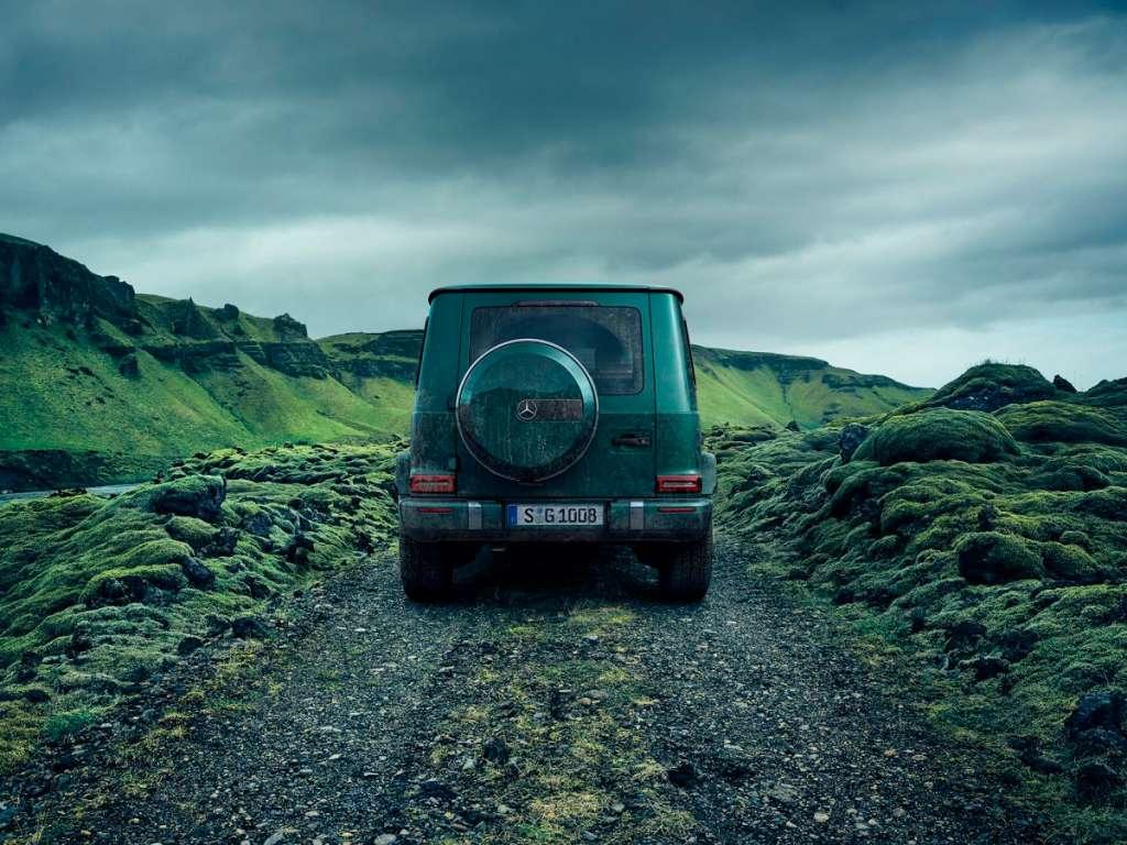 Mercedes-Benz CLASSE G TOURER
