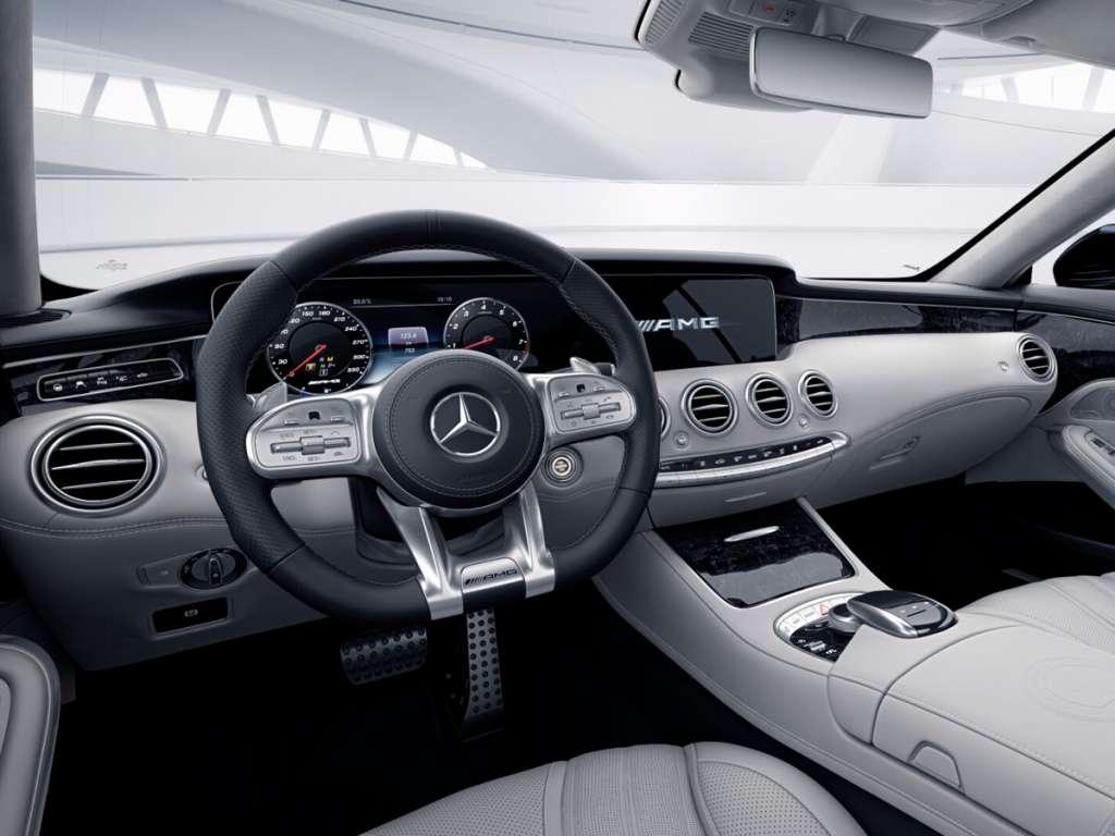 Mercedes-Benz AMG S 63 4MATIC+ CABRIOLET