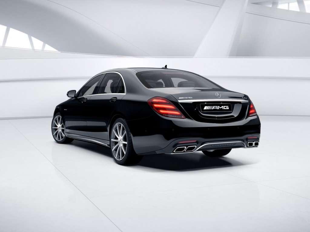 Mercedes-Benz AMG S 63 4MATIC+ L