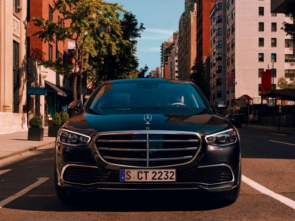 Mercedes-Benz NOVO CLASSE S LIMOUSINE