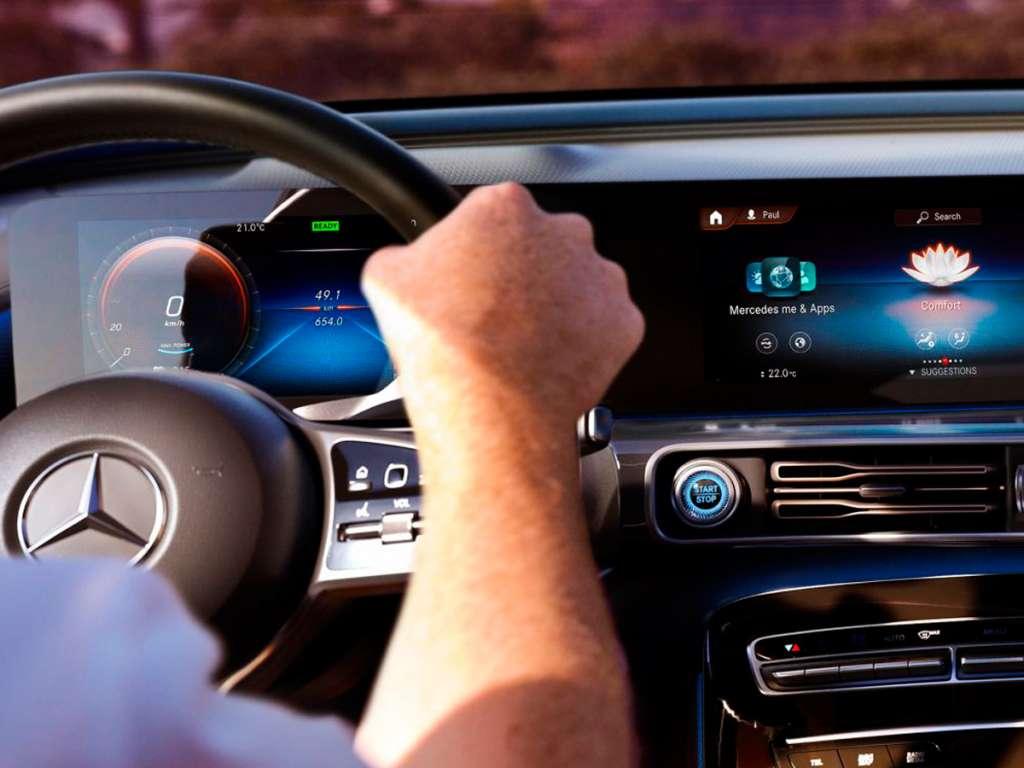 Galería de fotos del Mercedes Benz EQC SUV (3)