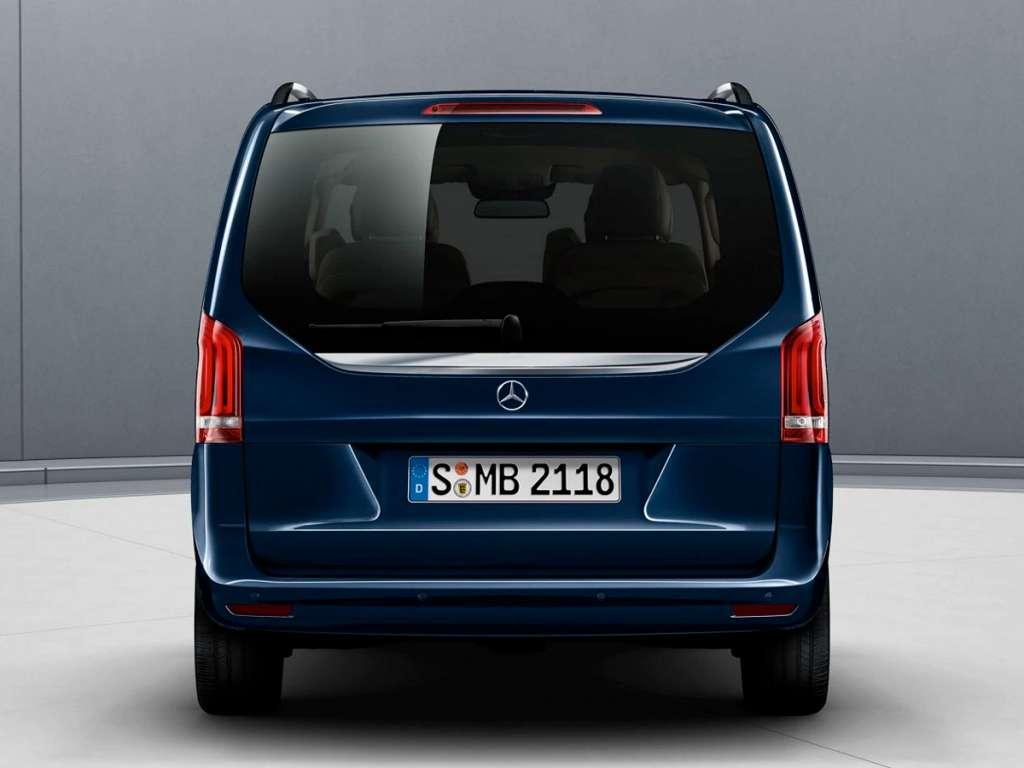 Galería de fotos del Mercedes Benz Clase V (3)