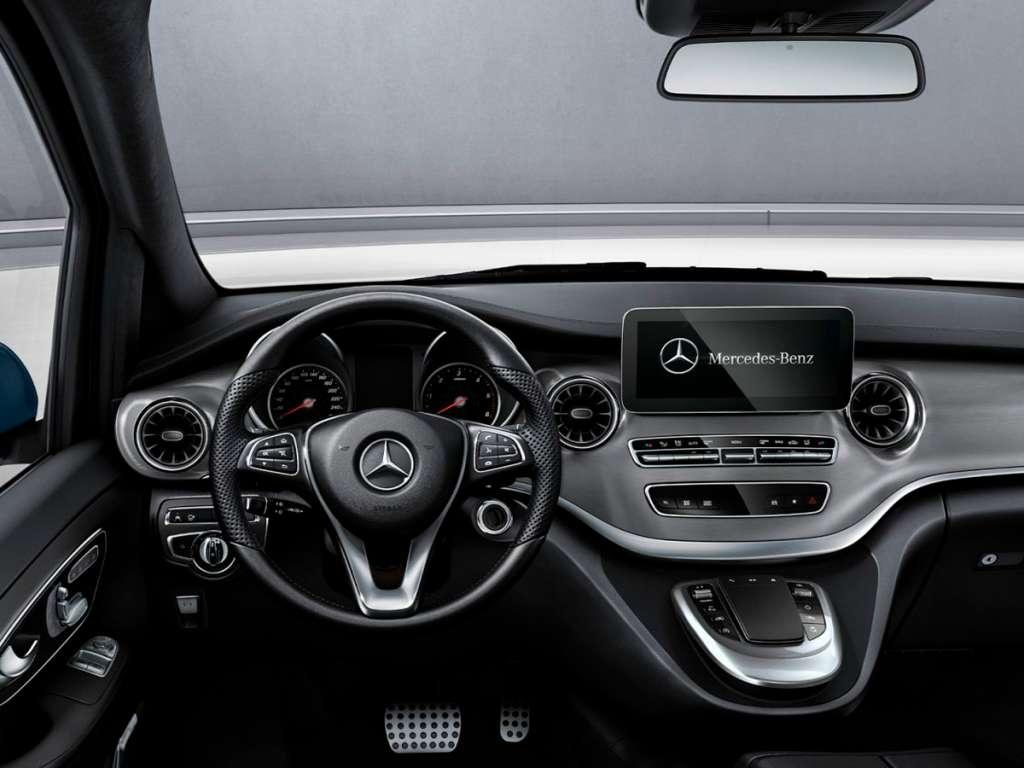 Galería de fotos del Mercedes Benz Clase V (4)