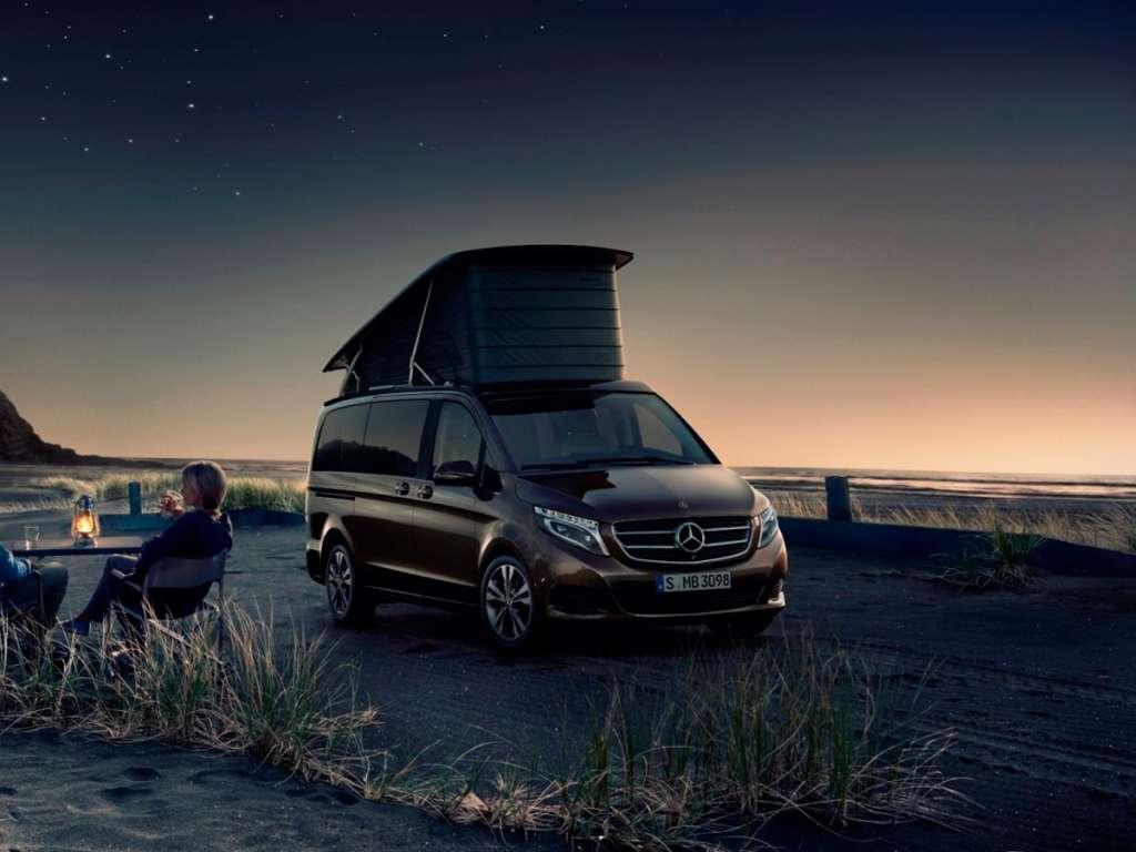 Galería de fotos del Mercedes Benz Marco Polo (1)