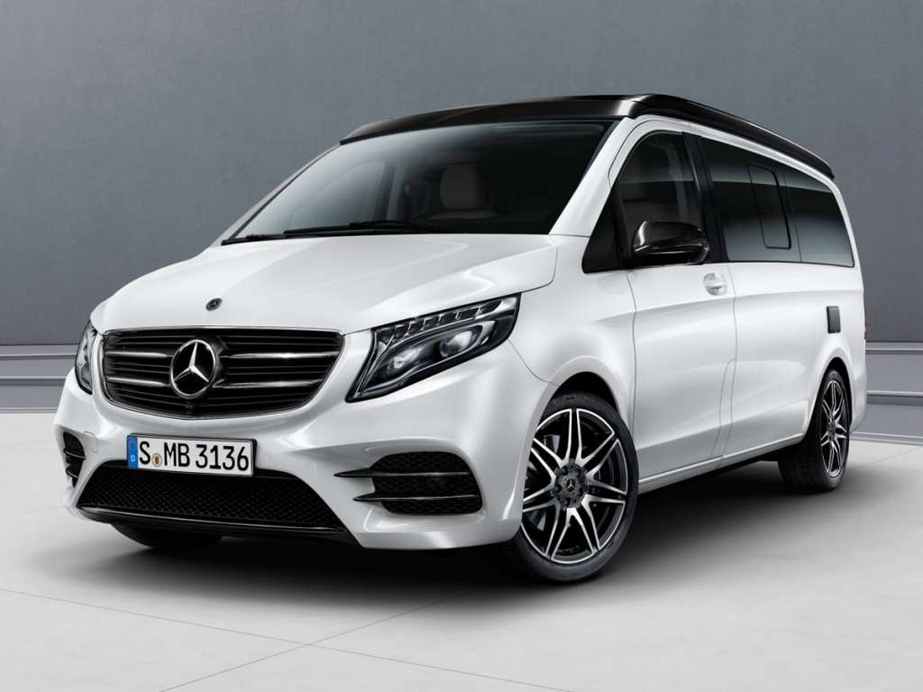 Galería de fotos del Mercedes Benz Marco Polo (3)