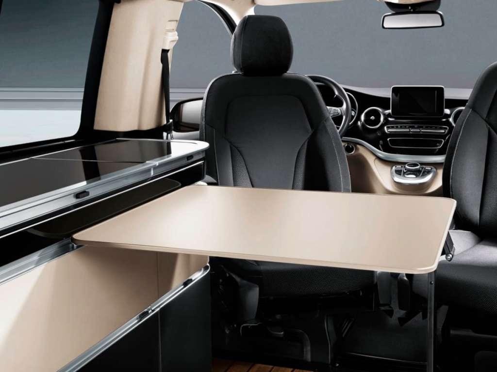 Galería de fotos del Mercedes Benz Marco Polo (4)