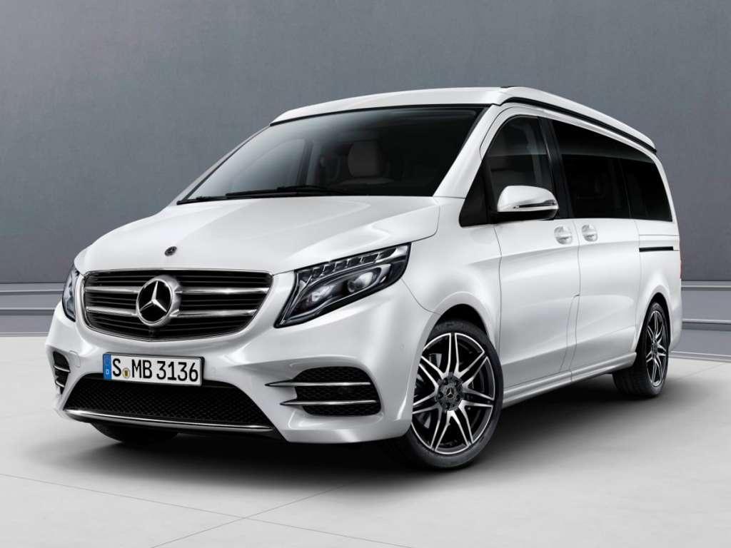 Galería de fotos del Mercedes Benz Marco Polo Horizon (1)