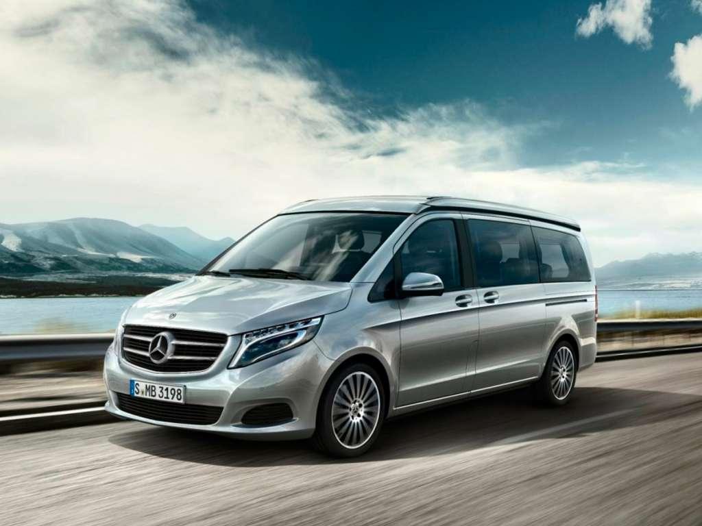 Galería de fotos del Mercedes Benz Marco Polo Horizon (2)