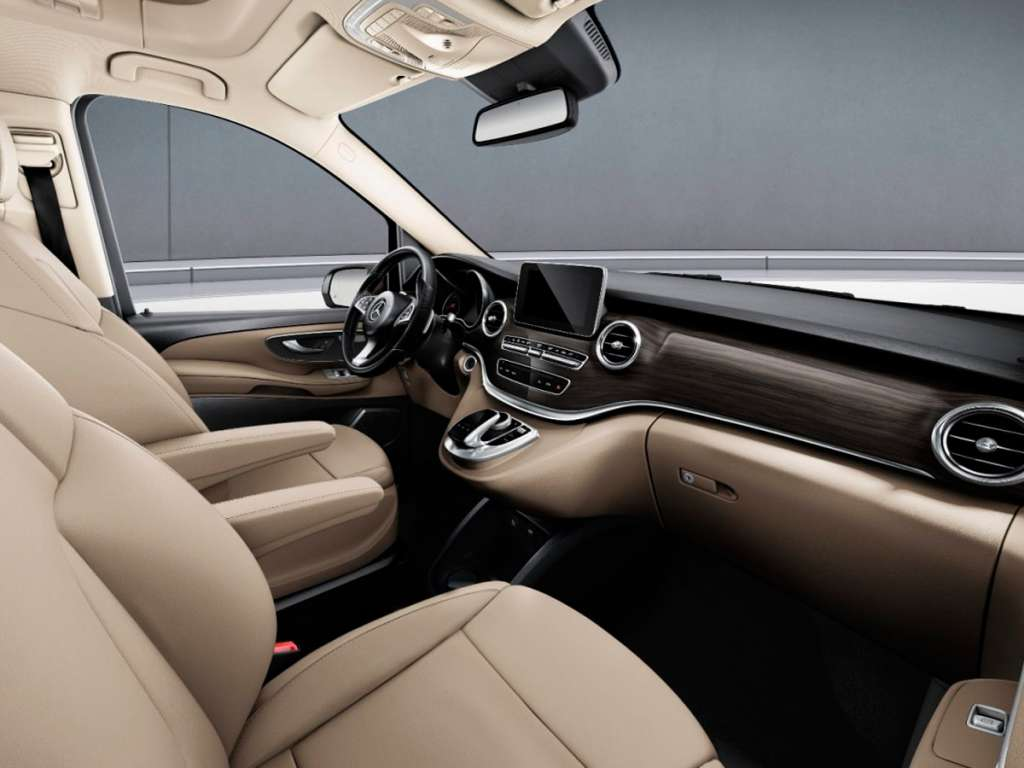 Galería de fotos del Mercedes Benz Marco Polo Horizon (3)