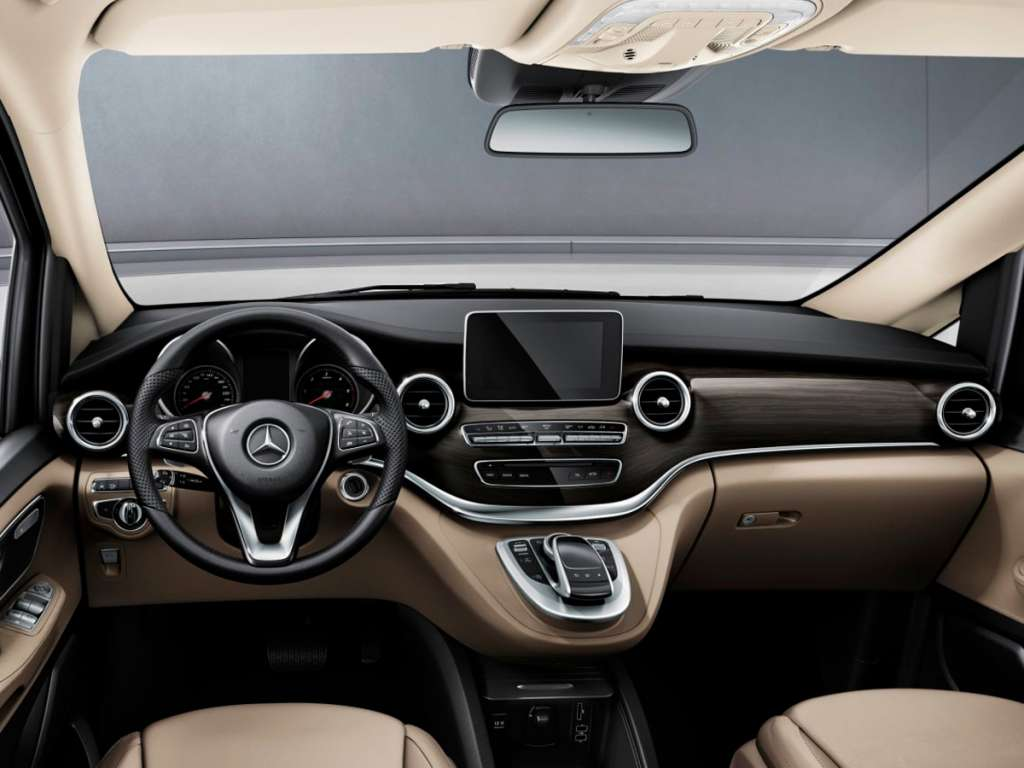 Galería de fotos del Mercedes Benz Marco Polo Horizon (4)