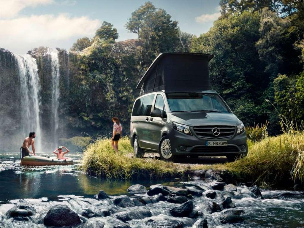 Galería de fotos del Mercedes Benz Marco Polo Activity (1)