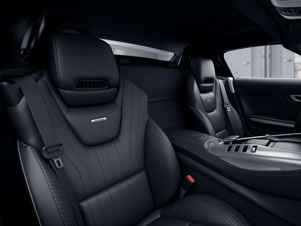 Mercedes-Benz AMG GT S ROADSTER