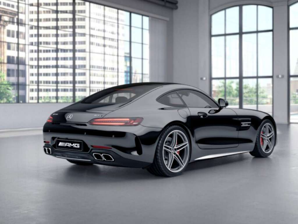 Mercedes-Benz AMG GT C COUPÉ