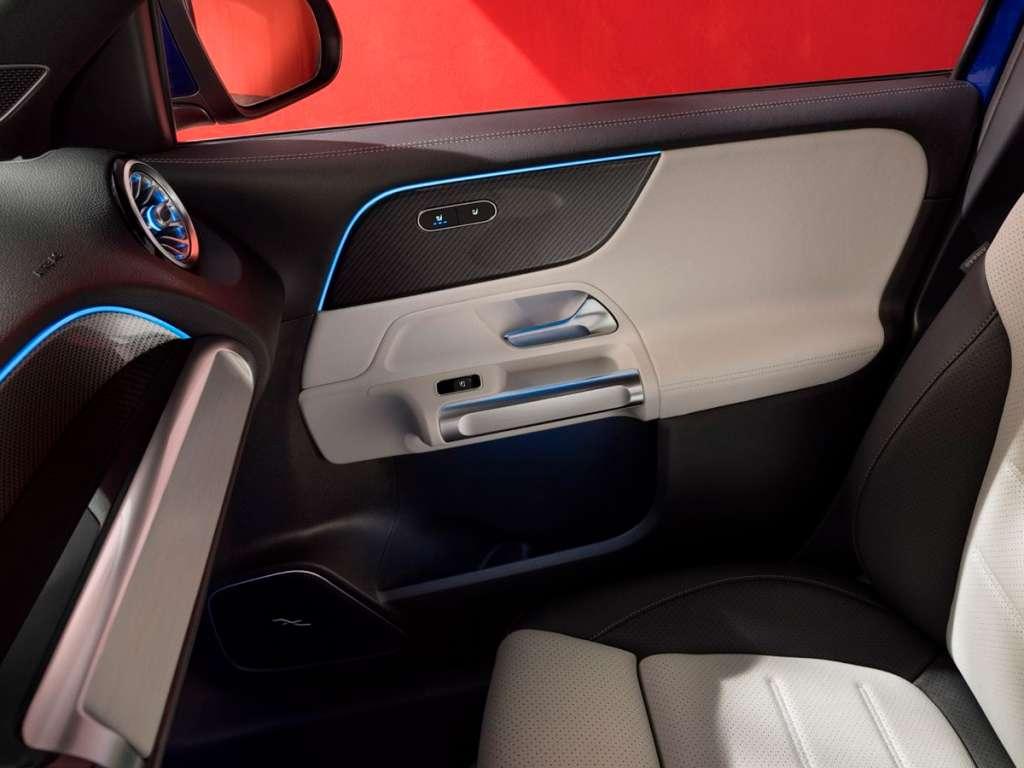 Galería de fotos del Mercedes Benz GLB SUV (5)