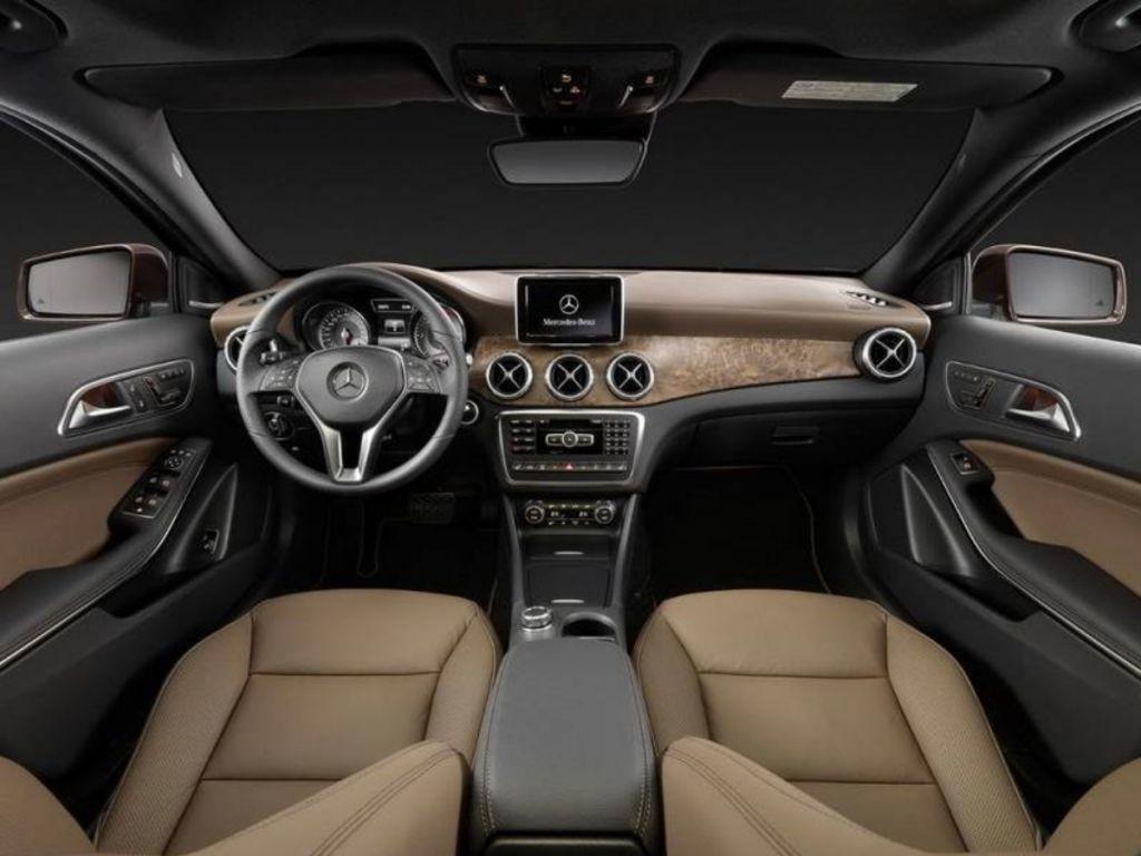 Galería de fotos del Mercedes Benz GLA SUV (5)