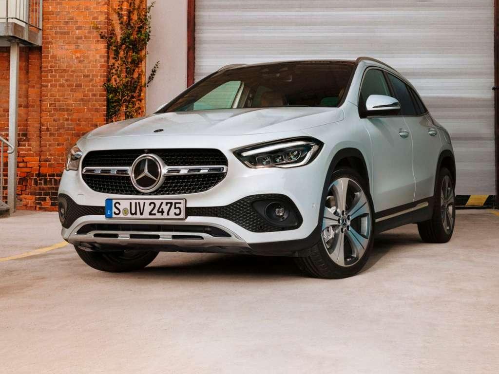 Galería de fotos del Mercedes Benz NUEVO GLA SUV (1)