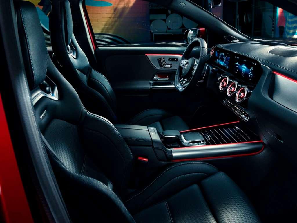 Galería de fotos del Mercedes Benz NUEVO AMG GLA SUV (4)
