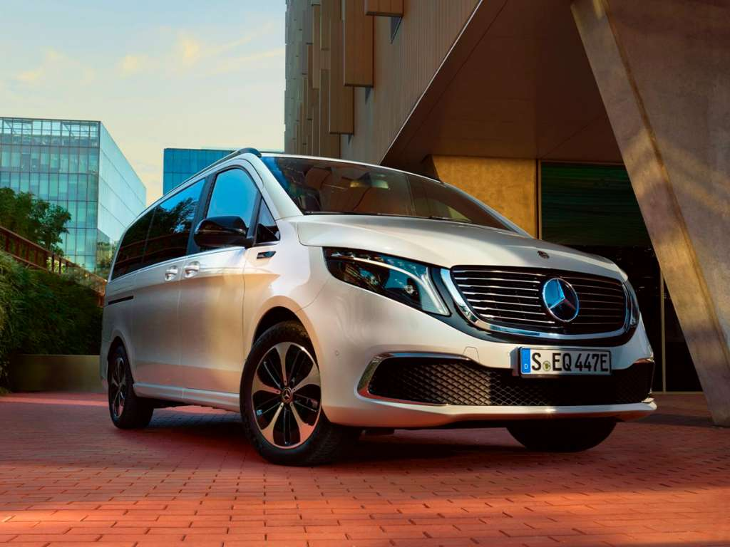 Galería de fotos del Mercedes Benz NUEVO EQV (1)