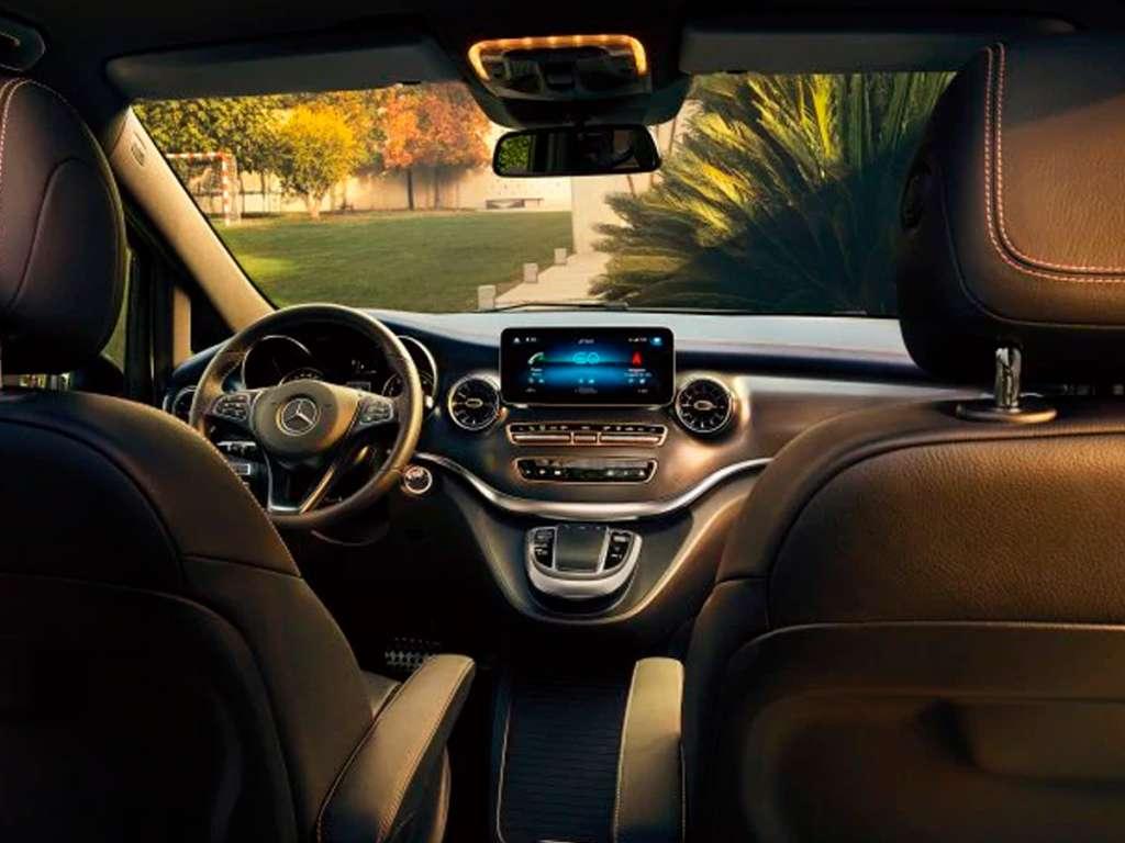 Galería de fotos del Mercedes Benz NUEVO EQV (4)
