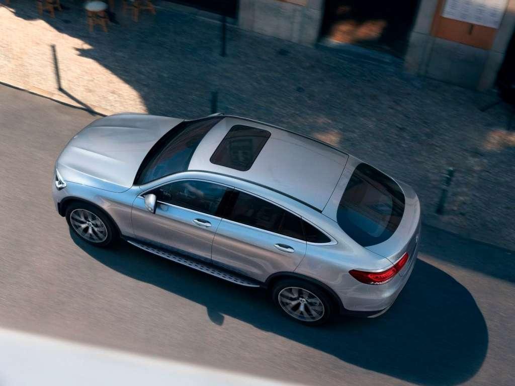Galería de fotos del Mercedes Benz GLC COUPÉ (2)