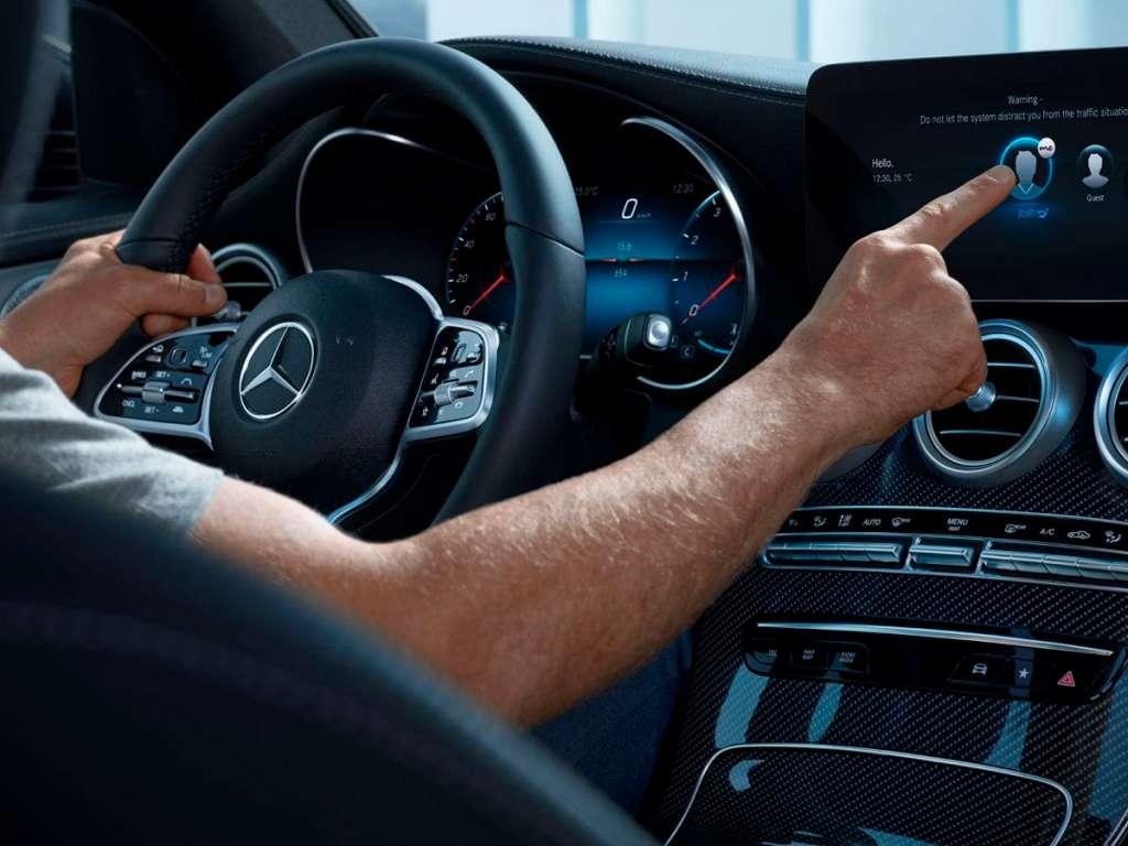 Galería de fotos del Mercedes Benz GLC COUPÉ (4)