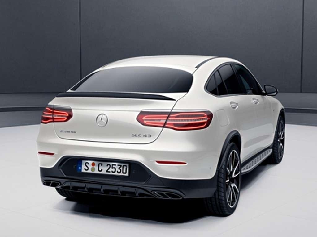 Galería de fotos del Mercedes Benz AMG GLC COUPÉ (2)