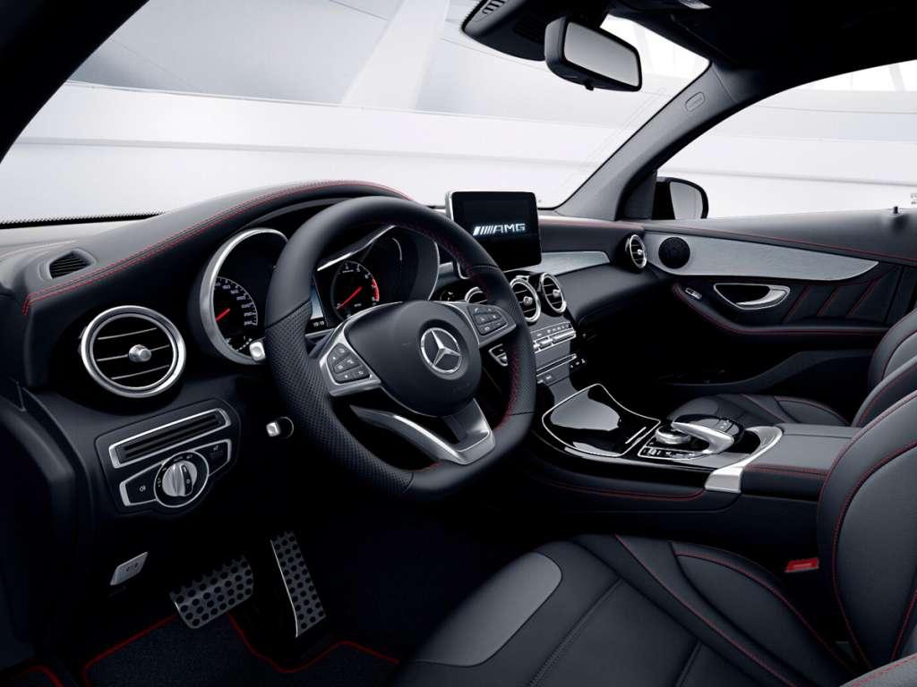 Galería de fotos del Mercedes Benz AMG GLC COUPÉ (3)