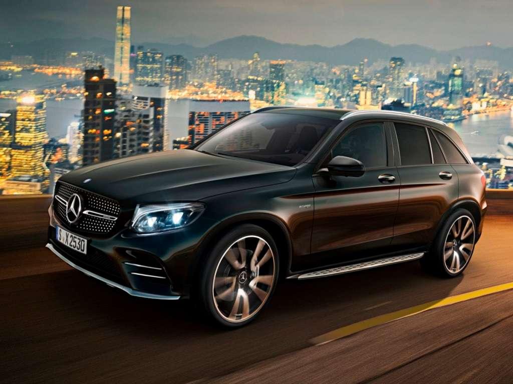 Galería de fotos del Mercedes Benz AMG GLC SUV (1)