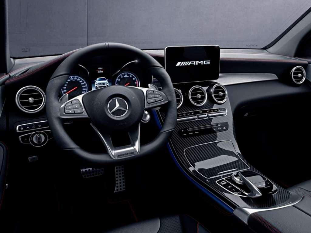Galería de fotos del Mercedes Benz AMG GLC SUV (3)