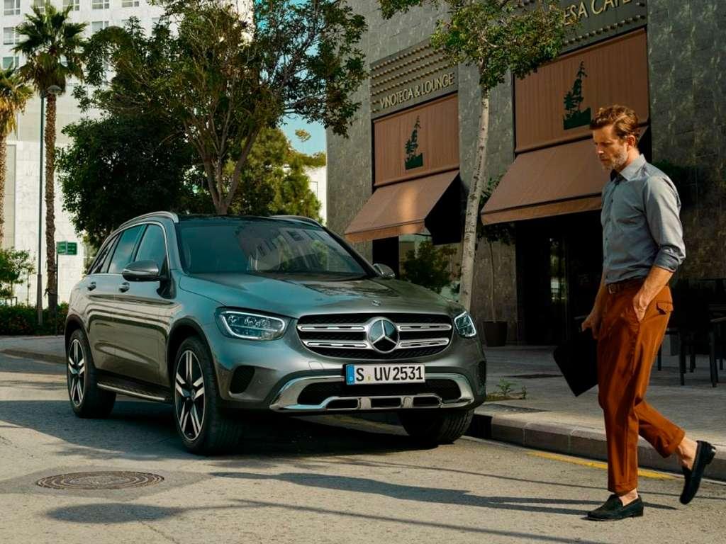 Galería de fotos del Mercedes Benz GLC SUV (1)