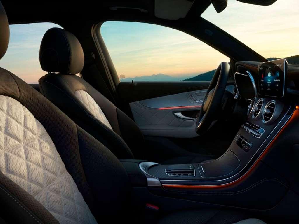 Galería de fotos del Mercedes Benz GLC SUV (3)