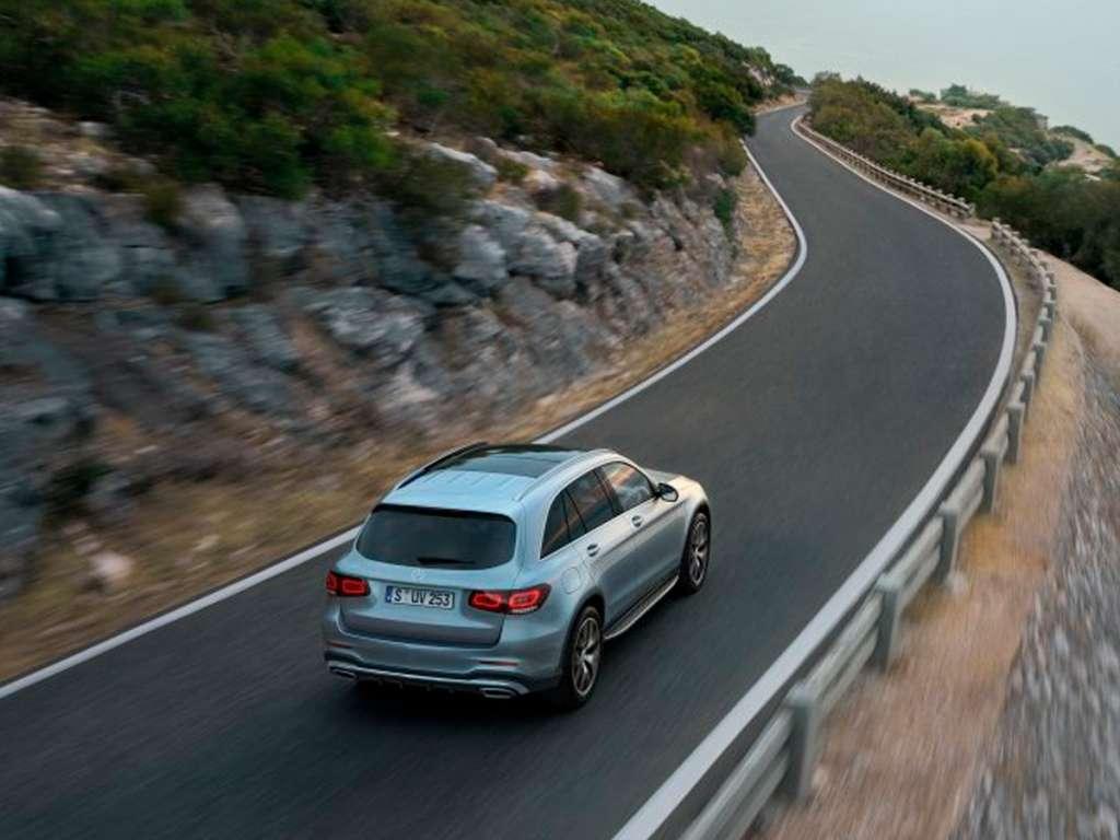 Galería de fotos del Mercedes Benz GLC SUV (4)