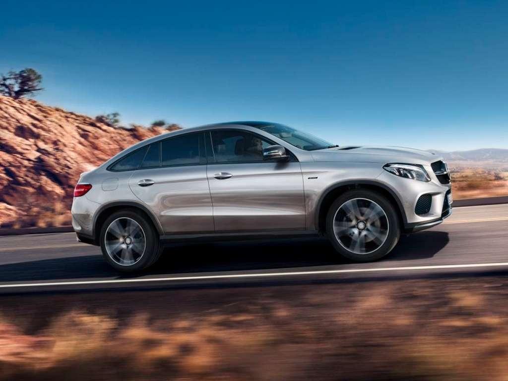 Galería de fotos del Mercedes Benz GLE COUPÉ (3)